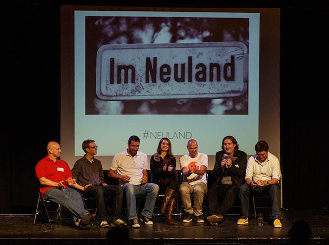 Webmontag Frankfurt, Schwerpunkt Neuland