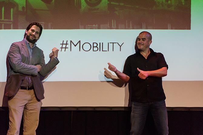 Webmontag Frankfurt #52, Schwerpunkt Mobility