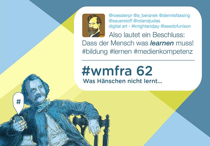 Webmontag Frankfurt #62, Schwerpunkt Was Hänschen nicht lernt…